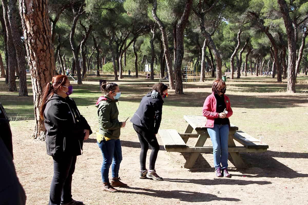 I Encuentro Spacial Splora - Pinar de Antequera - Valladolid
